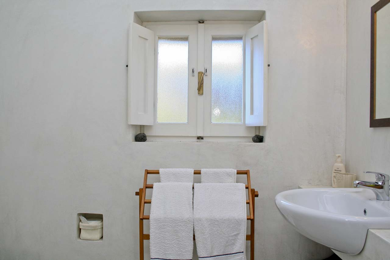 Rekhale - en suite bathroom