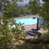 Elefante - the swimming pool from the garden