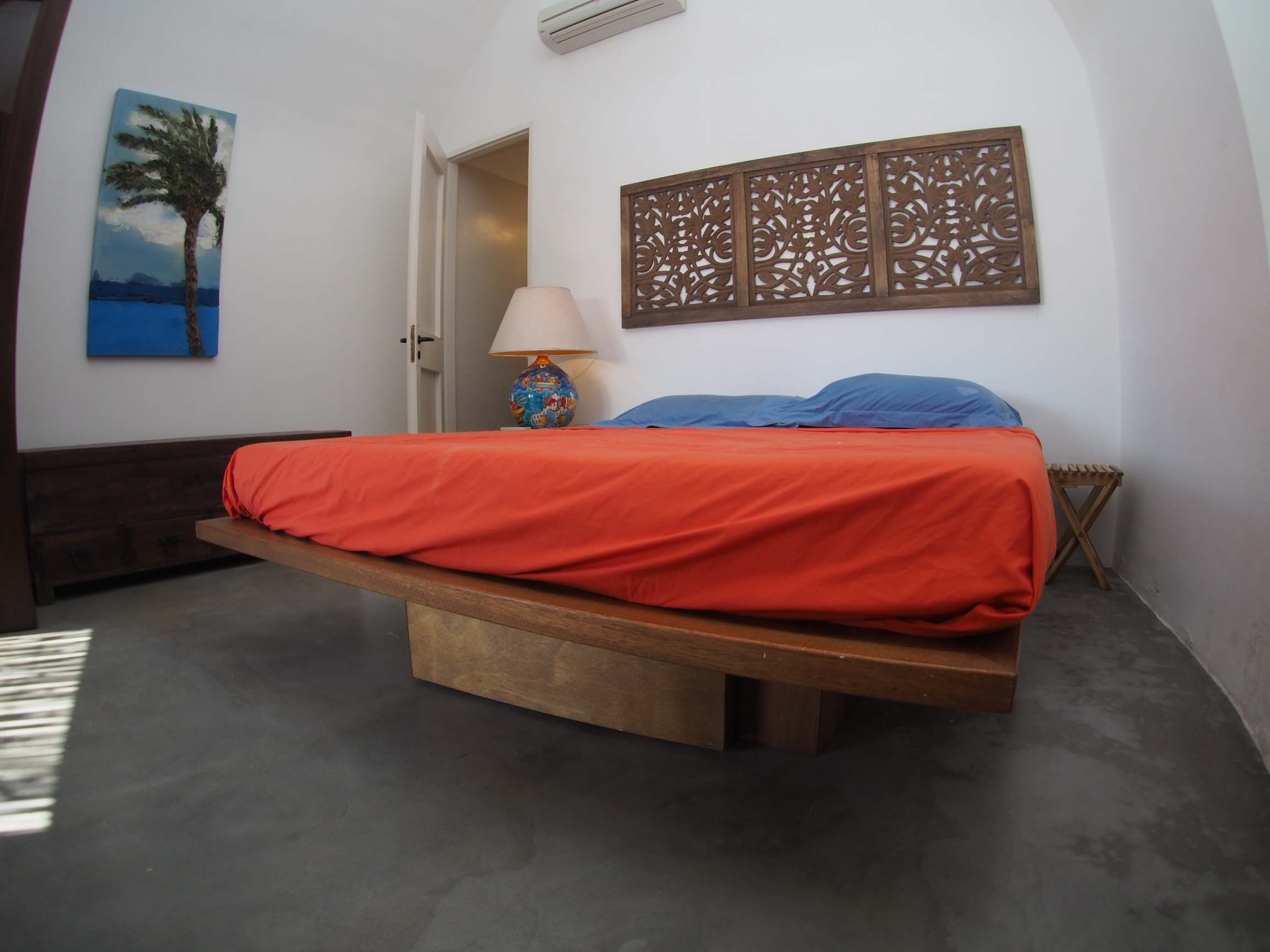 matrimoniale in guest house